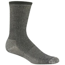Wigwam Merino Comfort Hiker Lite Mens Underwear Walking Socks - Charcoal