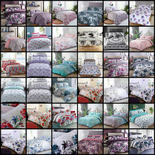 Modern Duvet Cover And Pillowcase Bed Set Bedding Quilt Single Double King Super