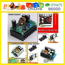 DC-DC  Converters-Step Down/buck or step up/boost modules-5pc Lot deal