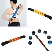 Trigger Point Muscle Therapy Stick Roller Massage Wand Rolling Travel Full Budy
