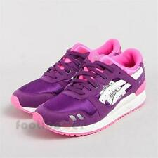 Scarpe Asics Gel Lyte III PS C5A5N 3301 Bambino running Purple White Fashion