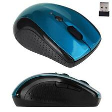 Portatile Wireless 1600DPI 2.4G Mouse USB Ottico Senza fili Topi Laptop PC