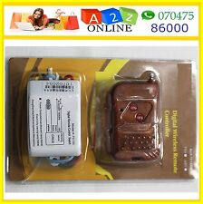 1Way AC 220V Remote Control Switch ON/OFF Lamps/Fan or Any Other Load#