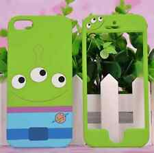 NEW! Disney Toy Story 3 Eyed Alien iPhone & Samsung Front & Back Plate Case