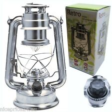 LED Outdoor-Camping-Zelt-Lampe-Laterne MACTRONIC Retro voll dimmbar