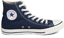 CONVERSE CT ALL STAR HI SNEAKERS SHOES M9622 NAVY MENS 10 10.5 / WOMENS 12 12.5