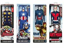HASBRO Action Figure AVENGERS CAPITAN AMERICA THOR IRON PATRIOT ANT-MAN