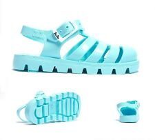 Nursery JuJu Jellies Nino Paloma Blue Sandals RRP £14.99