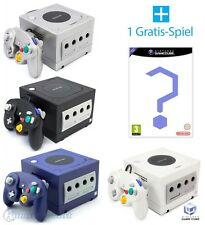 Nintendo Gamecube Konsole (Farbe nach Wahl) + Spiele + Controller