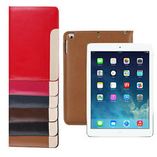 Moda Supporto Pieghevole custodia Smart Case in pelle per Tablet ipad mini 1/2/3