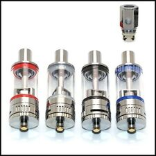 Genuine M22 Rebuildable Coil Airflow Control Pyrex Glass Atomizer Clearomizer