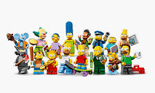 Lego Simpsons Minifigures NEW *PICK ANY ONE 71005 Bart Ned Homer Apu Lisa Nelson