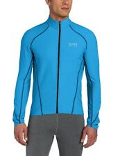 Gore Bike Wear Mens Contest Thermo Jersey Cycling Shirt - Splash Blue