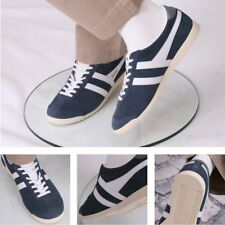 Gola Bullet Classic Suede Trainer Navy / White