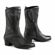 Forma Ladies Ruby Motorcycle Boots Waterproof Breathable + Heel - Ce Level 2