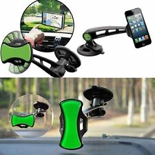 Universal Dashboard Windscreen Suction Mount Car Holder For Various Mobiles GPS