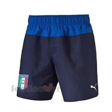 Puma Figc Italia Beachwear Swim Shorts 750050 05 uomo navy Blue  Limited Edition