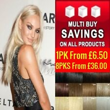 Hair Extensions Clip In Hair Extensions Full & Half Head Synthetic