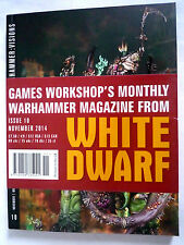 WHITE DWARF / WARHAMMER VISIONS / ISSUE 10 NOVEMBER 2014