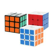 Dayan Zhanchi 3x3 Magic Cube Speed Cubo Plastics Stickerless Puzzle 57 MM C9Y6
