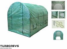 NEW GALVANISED STEEL FRAME POLYTUNNEL POLLY TUNNEL 3M OR 4M SECTION GREENHOUSE