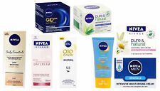 Nivea Moisturising,Anti-Wrinkle,Sun Protect & Bronze Cream
