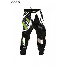 PRPGRIP 6010-16 ADULT MX MOTOCROSS OFF ROAD ENDURO PANTS TROUSERS BLACK