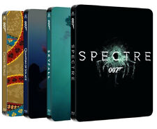007 - DANIEL CRAIG COLLECTION + SPECTRE (4 BLU-RAY) EDIZIONI STEELBOOK LIMITATE