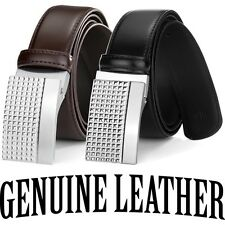 SALE! BNWT GENUINE  LEATHER  DESIGNER MENS DRESS BELT RRP $59.95