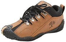 New Age Stylish Tan Black Sports/Running/GYM/Casual Shoe For Men's