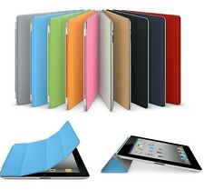 NEW ORANGE COLOR ULTRA THIN DESIGN LEATHER SMART CASE COVER FOR APPLE IPAD AIR