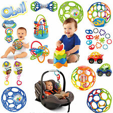 Oball Shaker Teething Ring Go Grippers Rattle Linky Flexi Loops O-Link Select