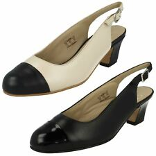 Ladies Equity Smart Slingback Shoes 'Connie'