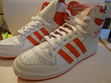 ADIDAS DECADE OG MID UK 7 EUR 40.2/3 ORIGINALS TRAINERS BRAND NEW WHITE