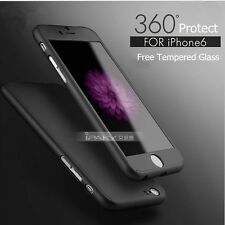 100%  iPAKY 360 Degree Hybrid Front Back Cover Case For *Apple iPhone 6/6s*