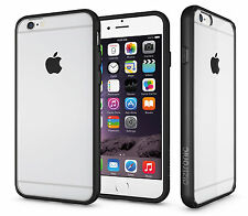 iPhone 6s Bumper, Diztronic US Clear Transparent Fusion Case for Apple iPhone 6S