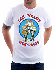 tshirt V02 breaking bad los pollos hermanos - To give happiness by tshirteria