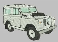 Land Rover Safari Embroidered & Personalised T Shirt