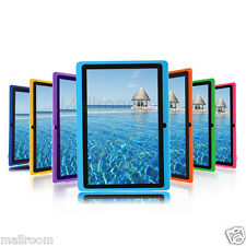 """7""""Quad Core A33 Dual Kamera 8GB Android 4.4 Touchscreen WIFI Bluetooth Tablet PC"""