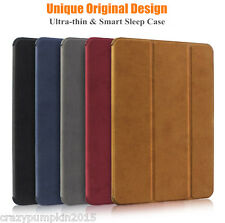 BGR Grace Leather Smart Case Book Cover Stand Diary Folio For APPLE iPAD AIR 2