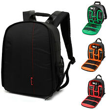 Lining Camera Backpack Bag Rain Cover Water Splash Resistant DSLR Case for Canon
