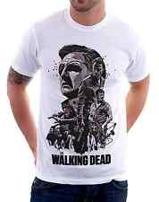 t-shirt Walking Dead warriors guerrieri - To give happiness by tshirteria l51