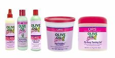 ORS Olive Oil Girls Gentle Hydrating Hair Shampoo Conditioner Styling Lotion