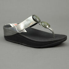FitFlop TM FITFLOP INFRADITO PIERRA ARGENTO Argento mod. SILVER