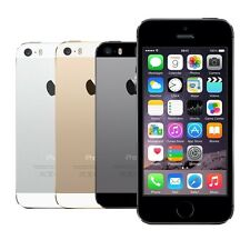 APPLE iPHONE 5S 5 S 16GB 32GB 64GB SMARTPHONE - GOLD - SPACEGRAU - SILBER -