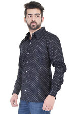 Hugecollection Popular Men's Casual Shirt Cotton Fabric Pack of 1