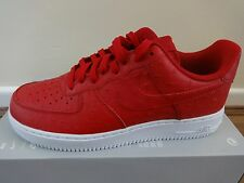 Nike Air force 1 ' 07 LV8 mens trainers sneakers 718152 601 Gym red NEW+BOX