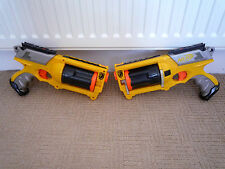 NERF GUNS / 2 N-STRIKE MAVERICK REV-6 GUNS