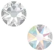 Original SWAROVSKI 2058 & 2088 Fondo NoHotfix* Crystal Clear & Crystal AB Colors