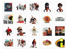 the incredibles  Iron on T Shirt heat Transfer diy free postage jack violet